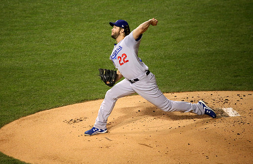 Dodgers Take World Series Game One From Astros