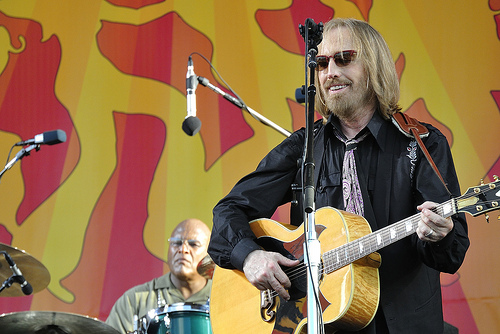 Tom Petty Guitar Up for Auction