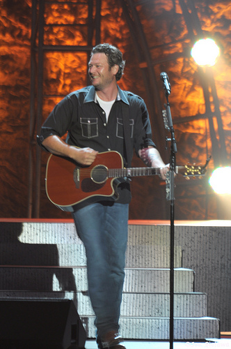 """Blake Shelton Named """"People's"""" Sexiest Man Alive"""