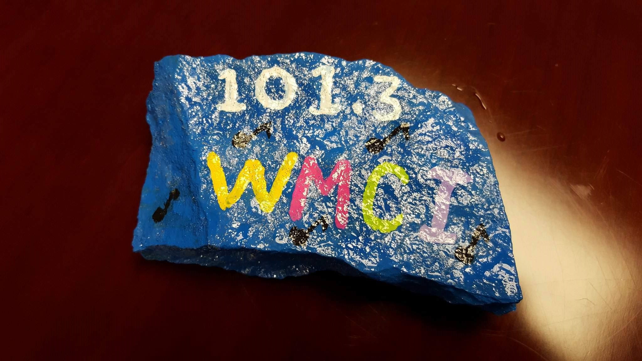 "WMCI ""Rock"" ed"