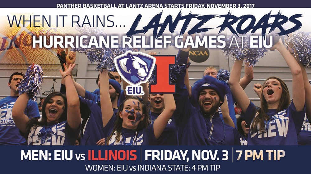 EIU Basketball to Host the University of Illinois on Friday, November 3