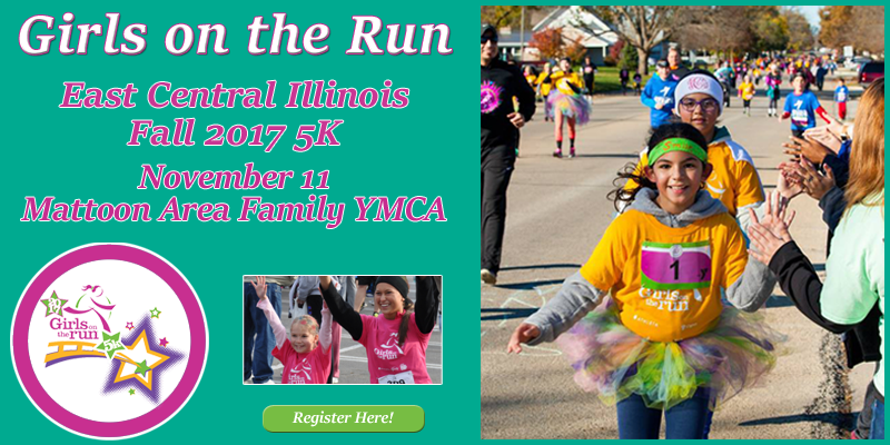 Girls on the Run 5K - Fall 2017