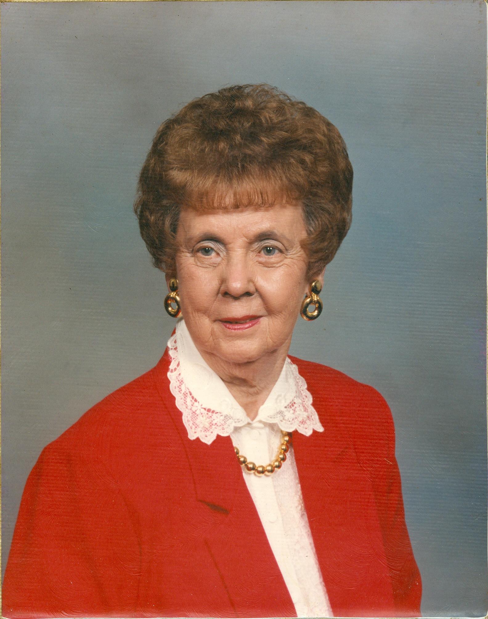 Thelma Marie Clark