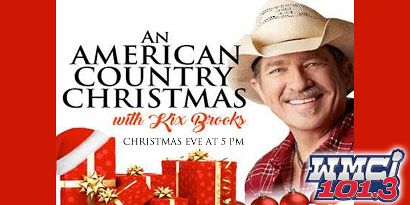 All-American Country Christmas with Kix Brooks