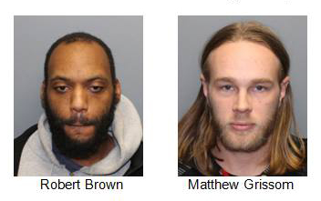 Charleston PD Arrest Two For Possession of a Controlled Substance and Other Charges