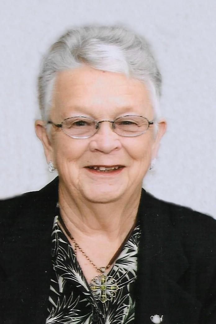 Mary M. Marshall
