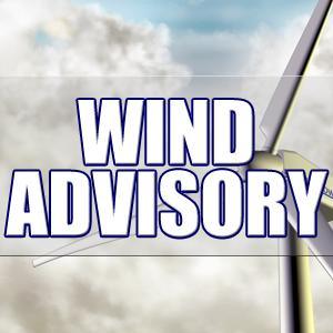National Weather Service: Wind Advisory