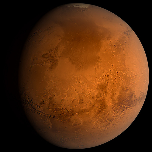 NASA Lands Spacecraft On Mars