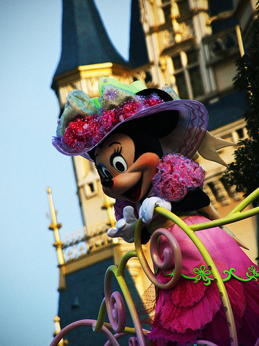 Minnie Mouse To Get Hollywood WOF Star