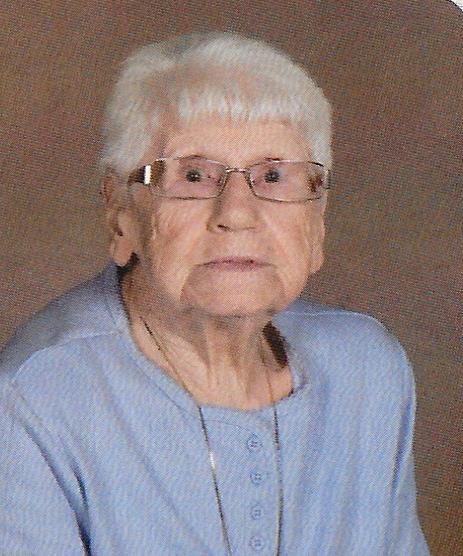 Isabel Mary Clark