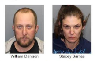 Charleston Police Arrest Two on Possession of Controlled Substances