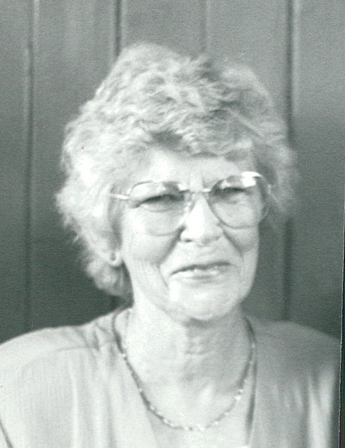 "Mildred ""Millie"" Irene Perry"