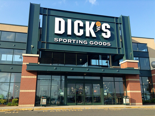 Dick'sSporting Goods Stops Selling Assault-Style Rifles