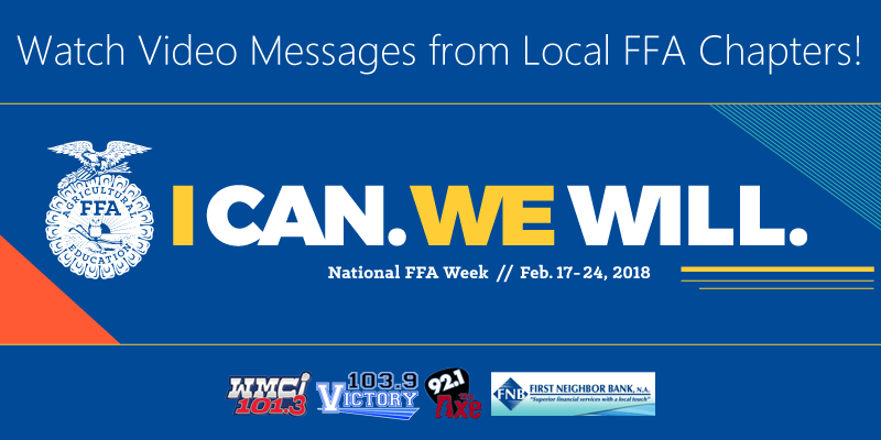 FFA Week Video Messages