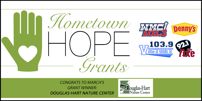 Hometown HOPE Grant – March Winner