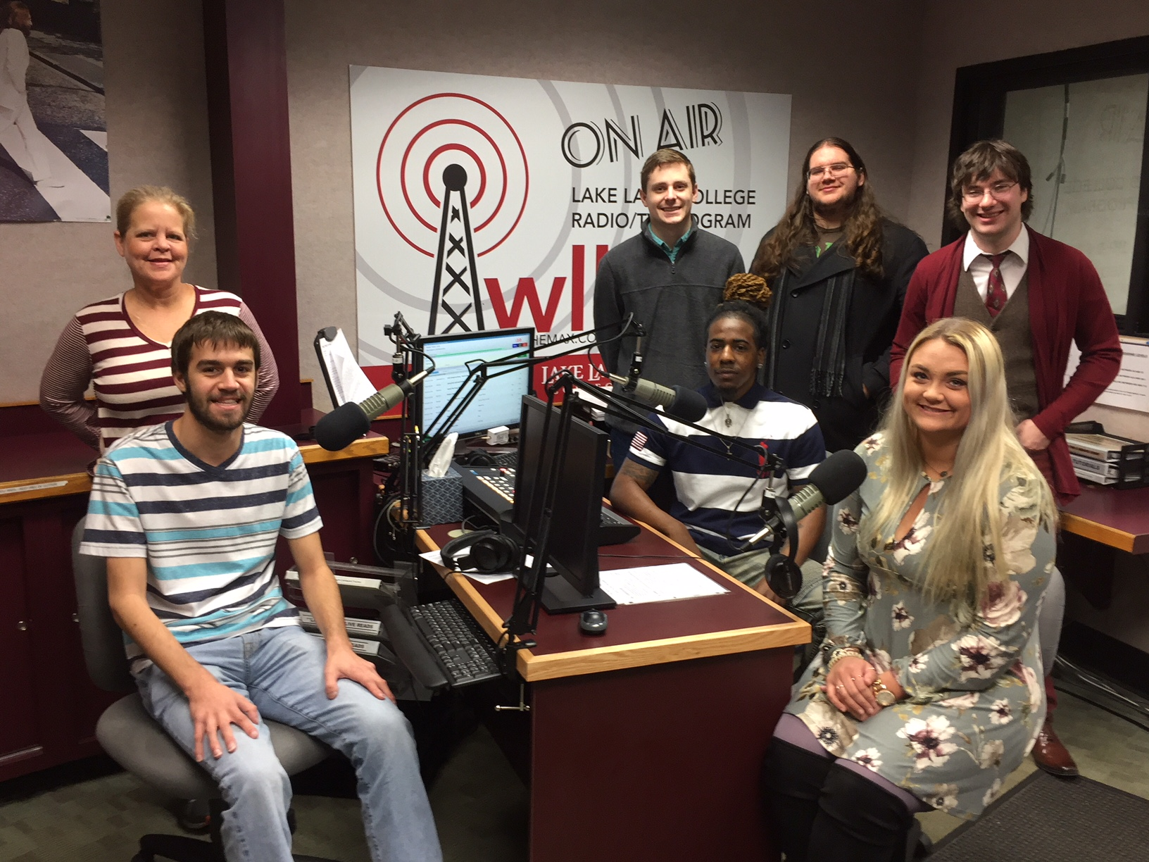 Lake Land College broadcasting students earn radio marketing professional certificate