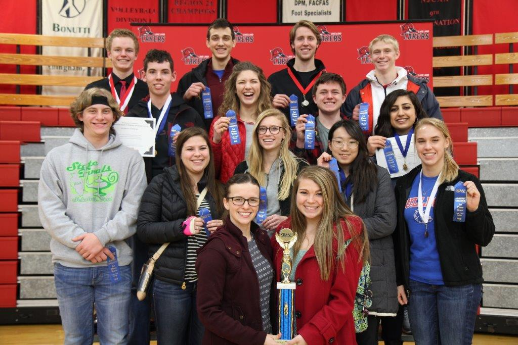 WYSE Regional Competition held at Lake Land College