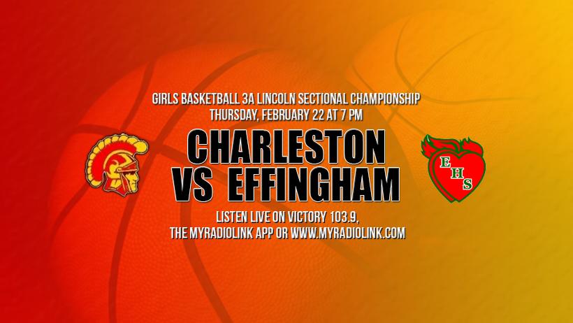 Charleston vs Effingham Girls HS Basketball is Tonight