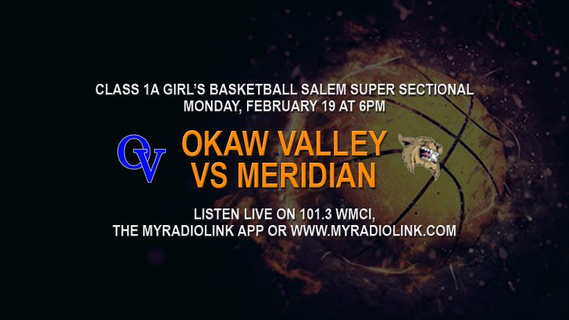 Okaw Valley Girls Basketball Tonight