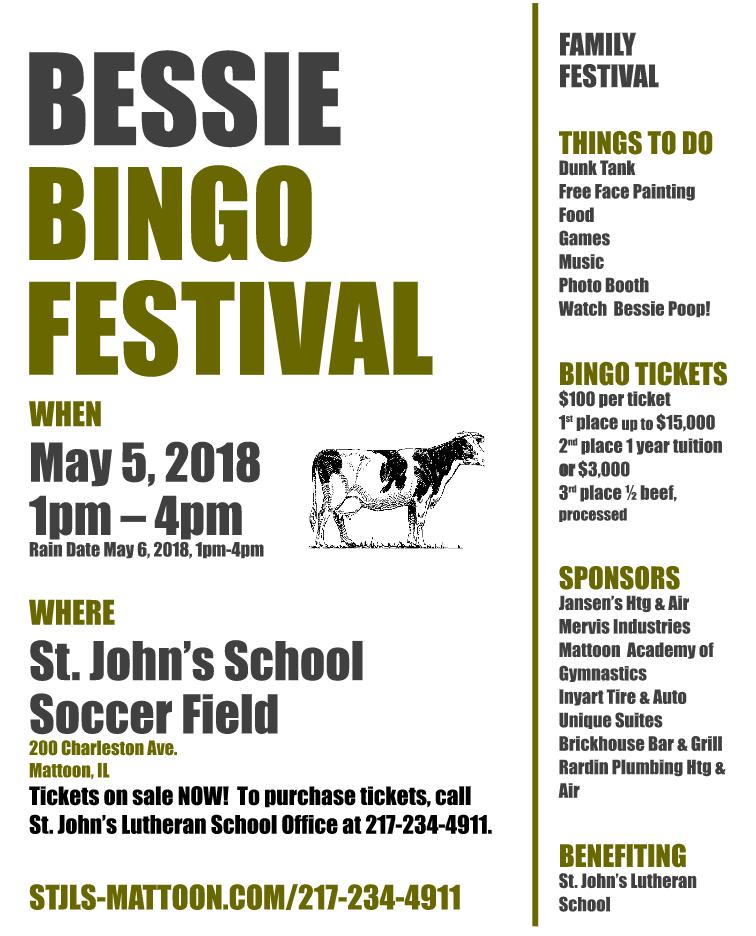 Bessie Bingo Festival