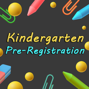 Kindergarten Pre-Registration in Casey