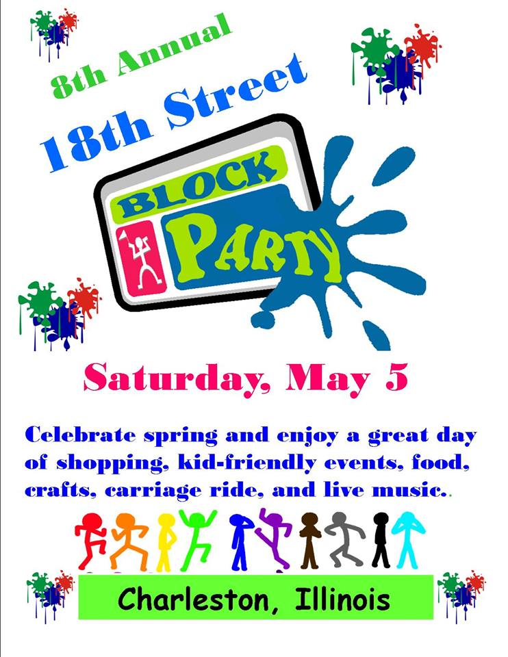 8th Annual 18th Street Block Party