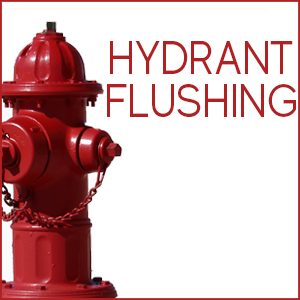 City of Mattoon Fire Hydrant Flushing