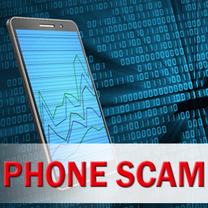 Warning for Potential Phone Scam