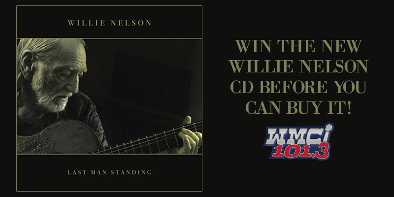 Willie Nelson CD Giveaway