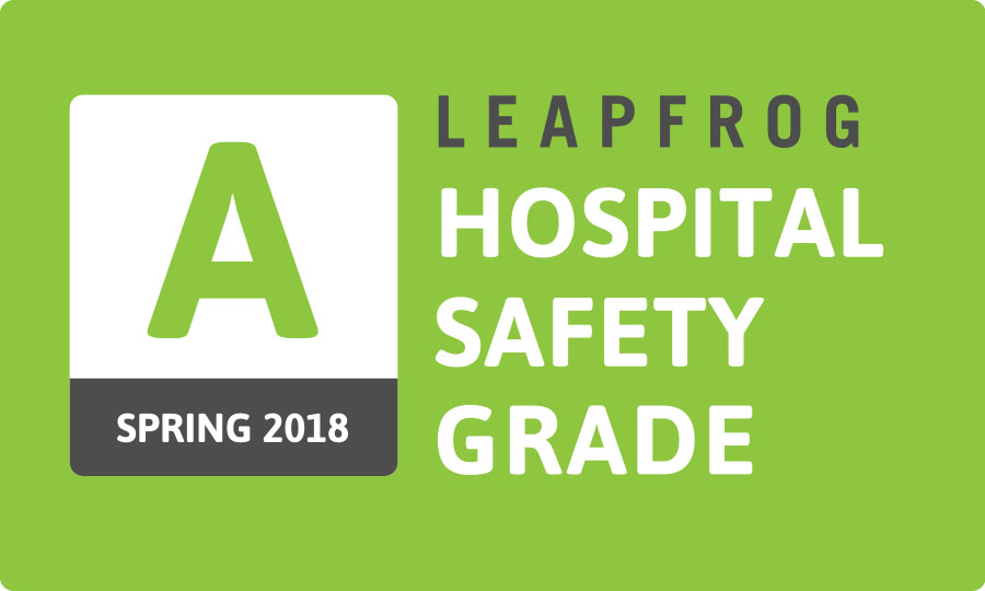 Sarah Bush Lincoln Receives an 'A' for Patient SafetyLeapfrog Hospital Safety Grade