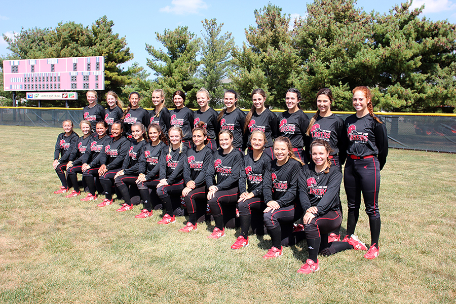 Lake Land College Softball Team Headed to Nationals