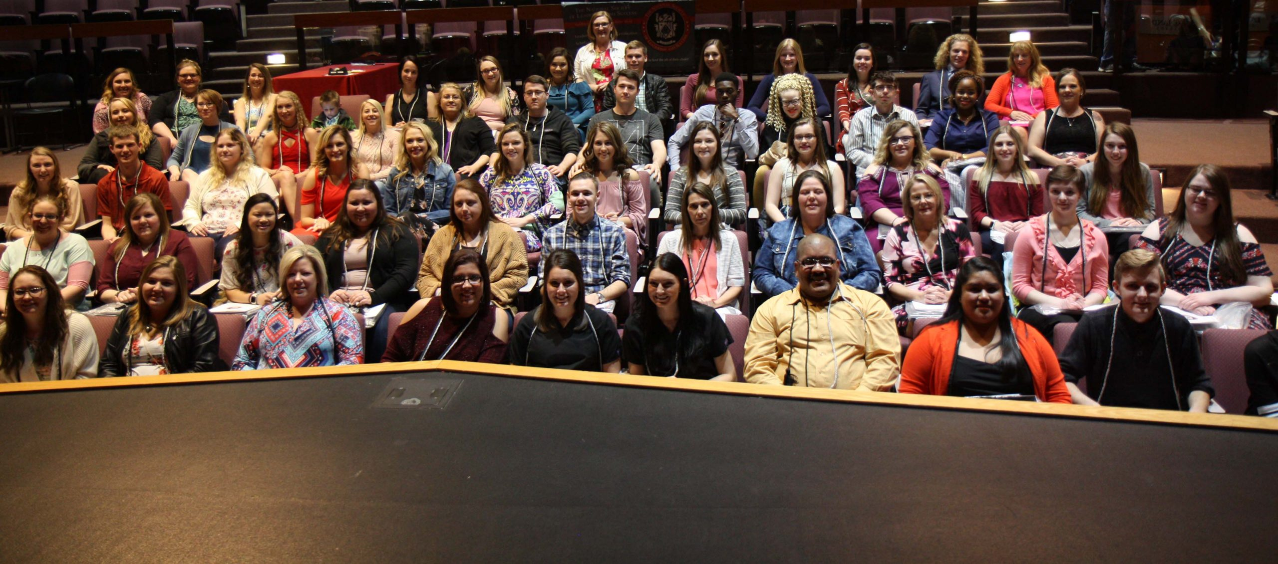 Lake Land College holds first induction ceremony for National Society of Leadership and Success chapter