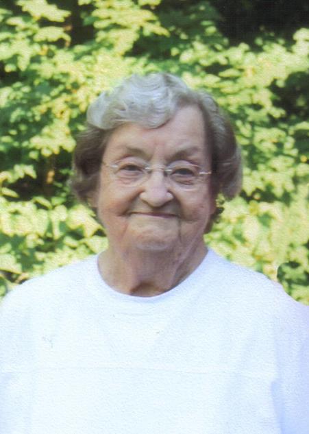 Doris Ann Myers