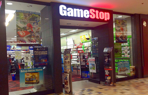 GameStop Buyout Talks
