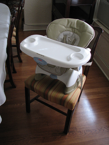 New High Chair Standards