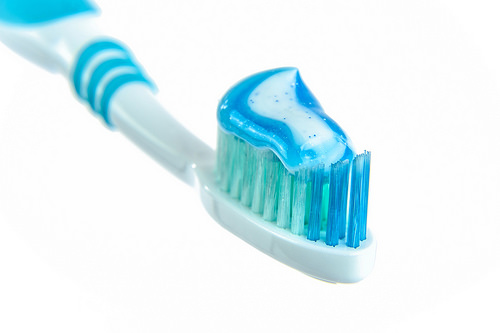 Toothpaste Chemical Linked to Cancer