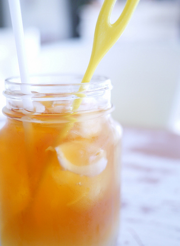 Long Island Takes First Round In Iced Tea Battle