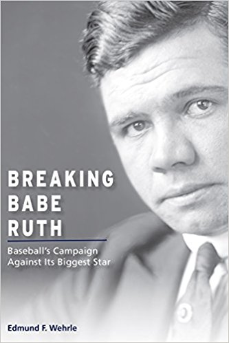 EIU history professor Wehrle pens revisionist history on Babe Ruth