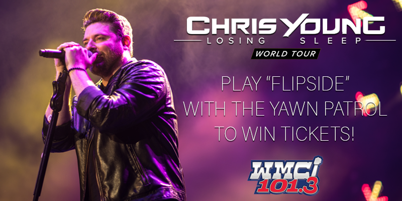 "Play ""Flipside"" to Win Chris Young Tickets"