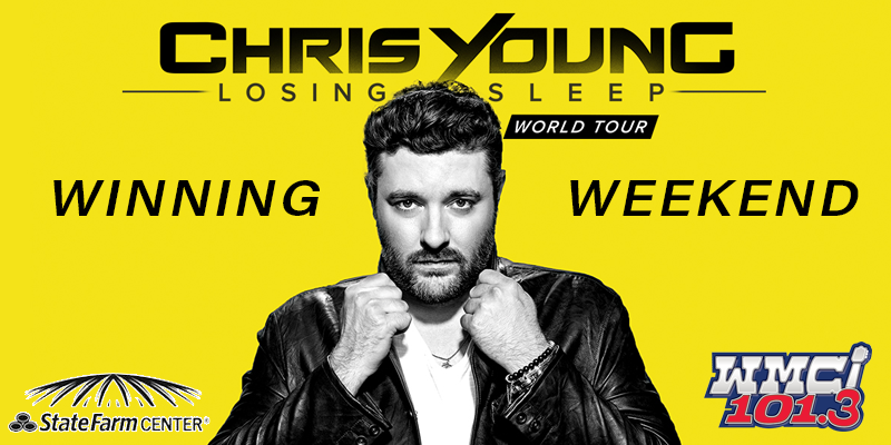 Winning Weekend - Chris Young Tickets
