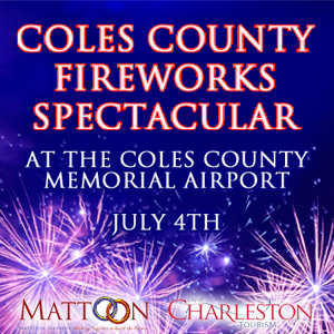 Coles County Fireworks Spectacular