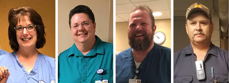 HSHS St. Anthony's Memorial Hospital names 2018 I Promise award winners