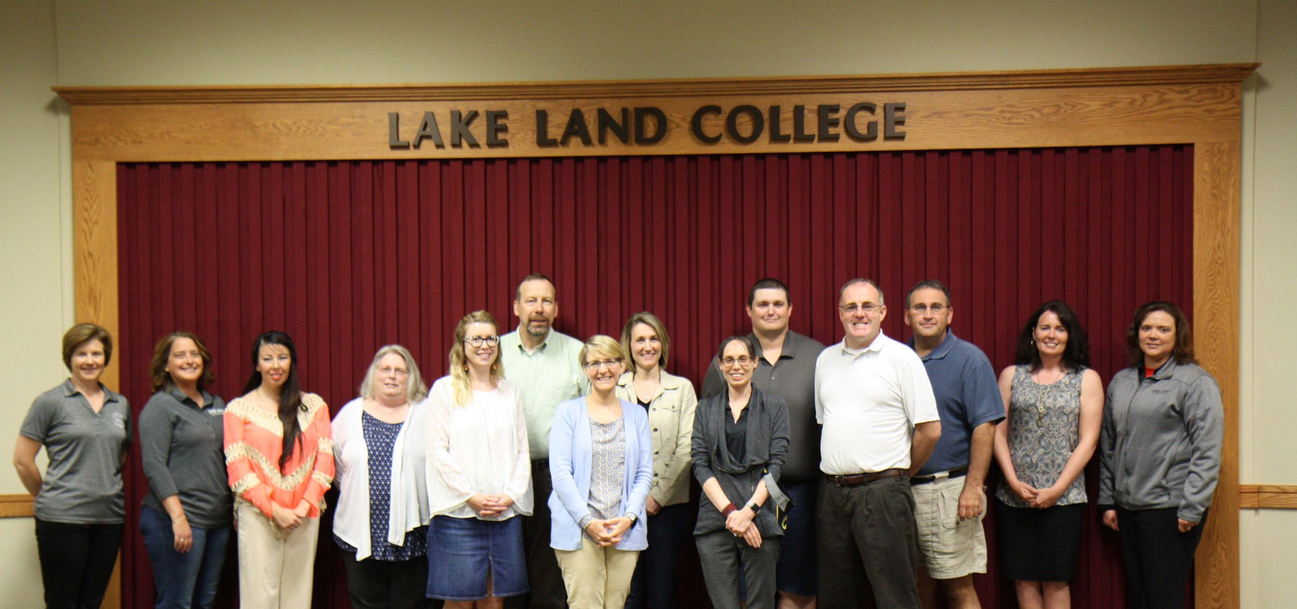 Lake Land College faculty participate in Laker Innovation Camp