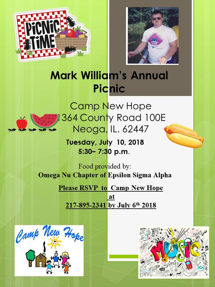 Mark William's Annual Picnic