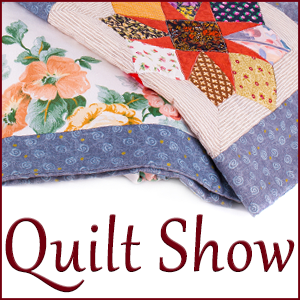 Sew Happy Hearts Neoga Quilt Show