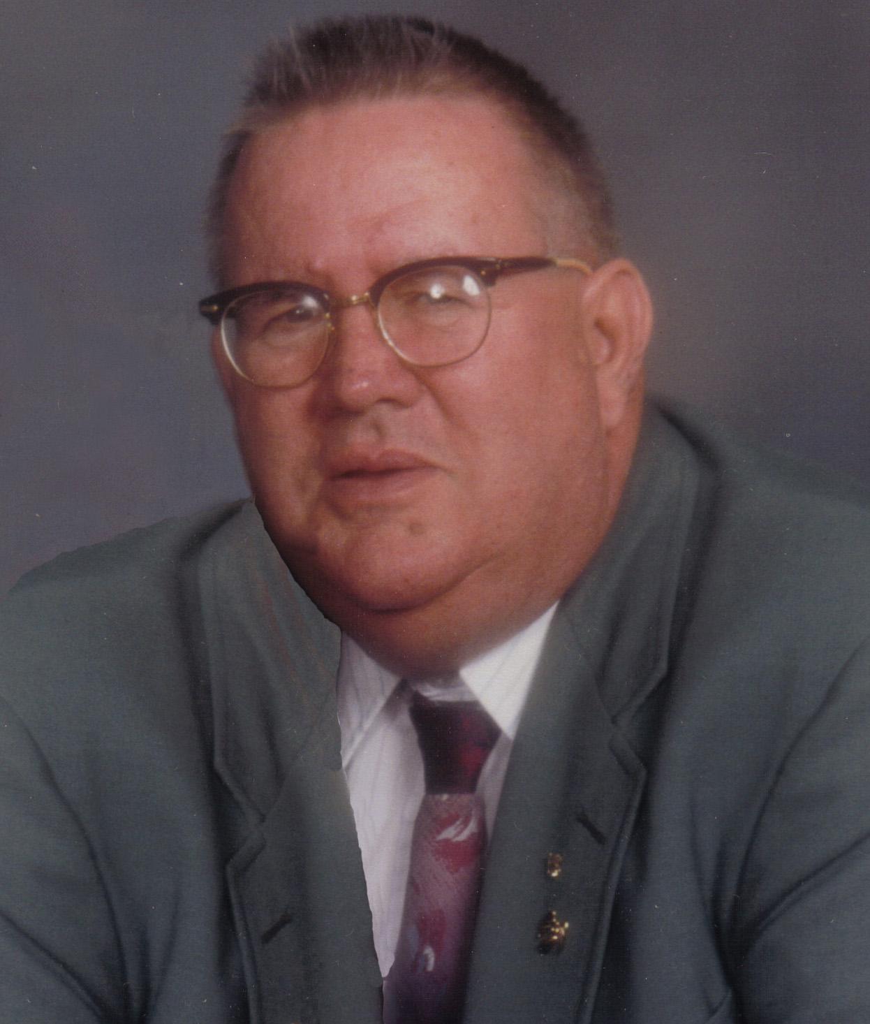 Donald Lewis Scoles