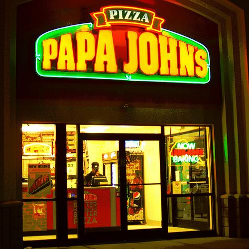 Papa John's Founder Suing