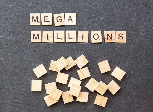 Tonight's Mega Millions Numbers