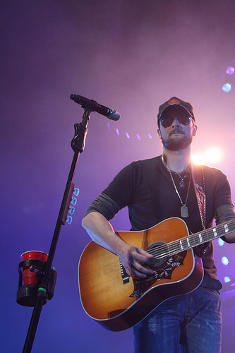 New Music coming from Eric Church