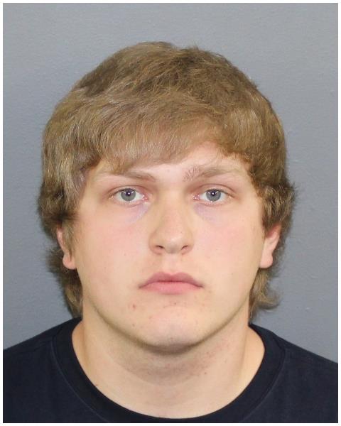 Teen Arrested for Burglary